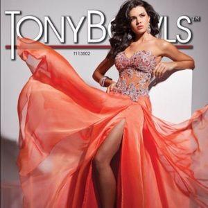 TONY BOWLS La Gala Dresses Collection 113502